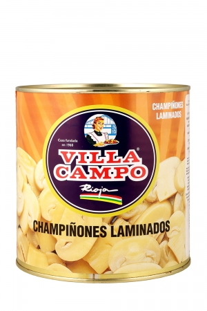 Sliced Champignon 3kg Tin