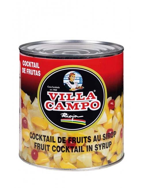 Cocktail de Frutas en Almíbar 3KG