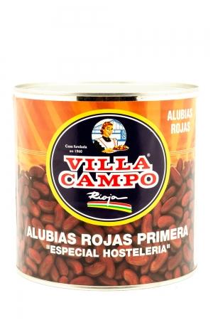 Alubias Rojas primera Especial hostelería 3Kg Lata
