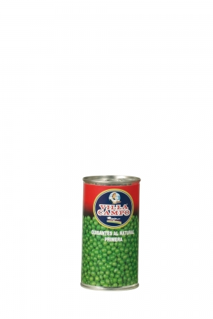 Guisante  al natural 250 g