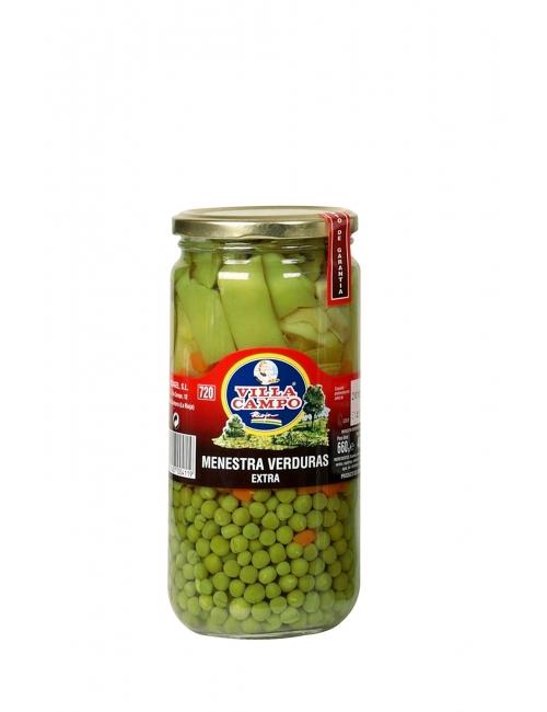 Menestra de Verduras Primera Tarro V/720ml