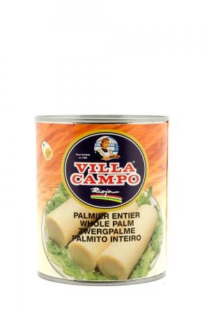 """Palmito Entero Primera 1Kg Lata """"F.A"""" 7/11F"""