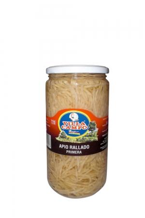 Apio rallado primera tarro v/720ml