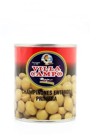 "Champiñón Entero Primera 1kg Lata ""F.A"""