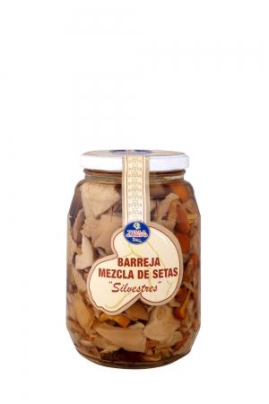 Mezcla Setas-Barreja Primera Tarro 980ml