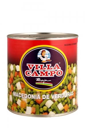 Macedonia de Verduras Primera 3Kg Lata