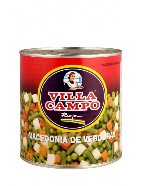 Mixed Vegetable 3kg Tin