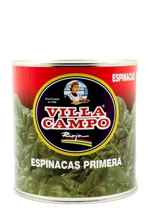 Espinacas Primera 3kg Lata