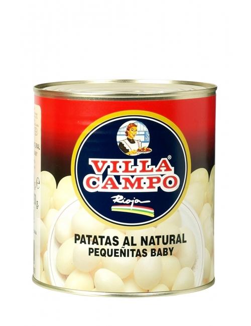 Patatas Enteras Baby Primera 3kg Lata