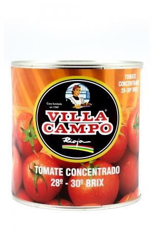 Tomate concentrado Primera 3KG Lata 28/30ºBrix