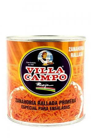 Zanahoria rallada primera 3kg lata