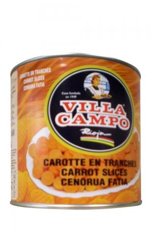 Zanahoria rodaja Primera 3KG lata