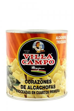 Artichoke Quartes 3kg Tin