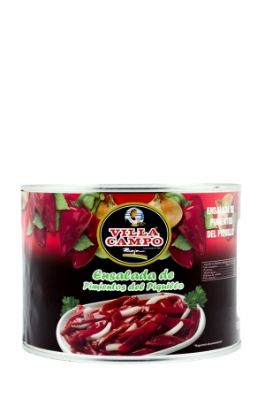 Piquillo Salad with Onion Extra 2kg Tin