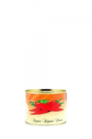 """Hot Rioja Pepper """"Alegrias Riojanas"""" 1/4kg Tin """"E.O."""""""