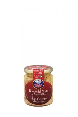 Bonito in Olive Oil in Jar 250ml