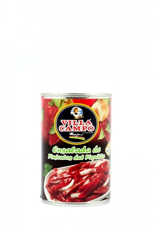 "Piquillo Salad with Onion Extra ½kg Tin ""E.O."""