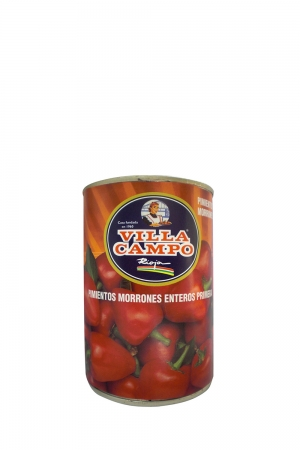 "Whole Morron Pepper ½kg Tin ""E.O."""