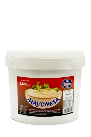 Mayonesa 3600 ML