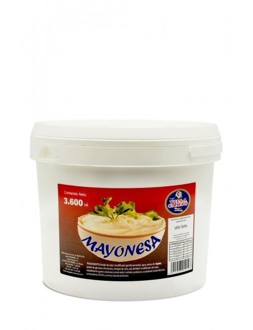 Mayonesa 3600 ML