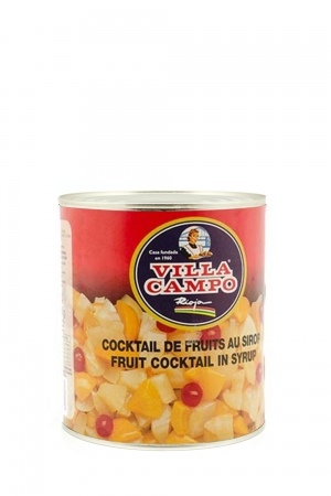 Cocktail de Frutas en Almíbar 1KG