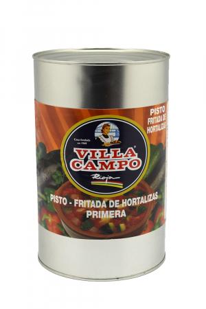 Pisto-Fritada de hortalizas 5KG Lata