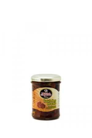 Tomate seco en aceite girasol y oliva 212 ML