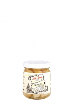 White Asparagus Tips Extra in Jar 212ml/7cm Count 6/9f