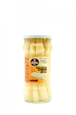 White Asparagus Extra in Jar 580ml Count 9/12f