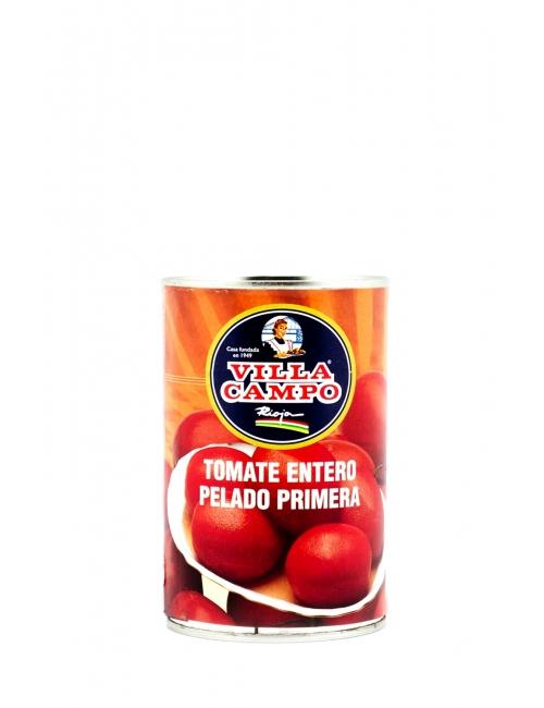 """Tomate al natural pelado Primera ½KG Lata """"F.A."""" 5/6ºBrix"""