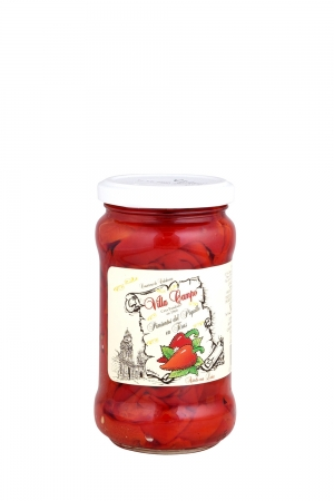 Strips Piquillo Pepper in Jar 314ml