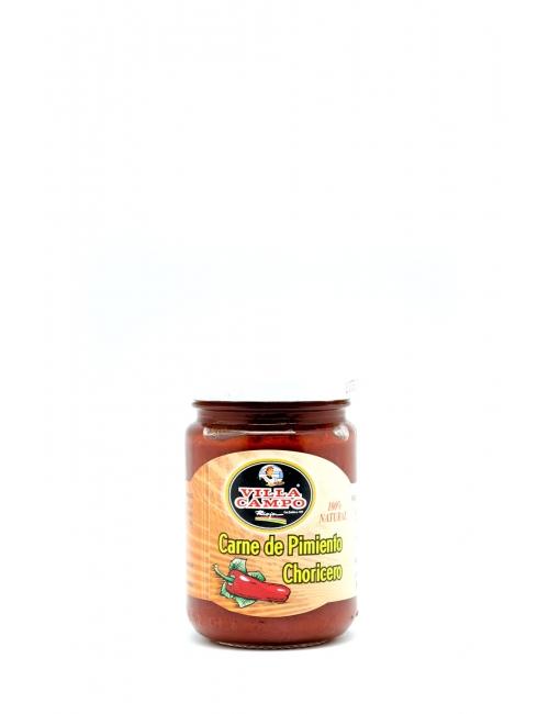 Carne de pimiento choricero Primera Tarro 150ml