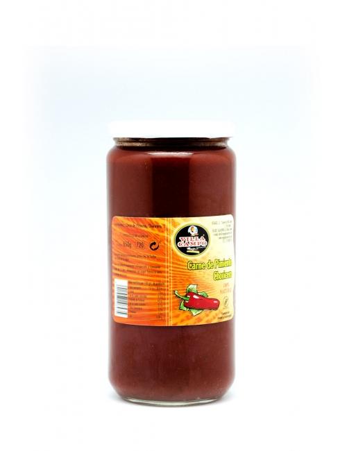 Carne de pimiento choricero Primera Tarro 720ml