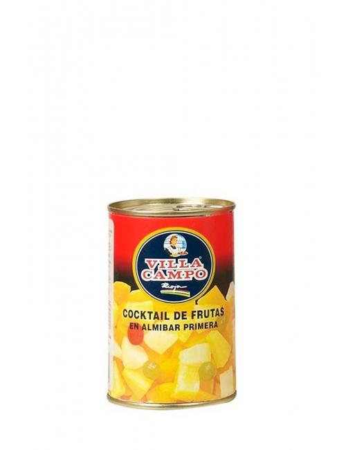 Cocktail de Frutas en Almíbar ½KG