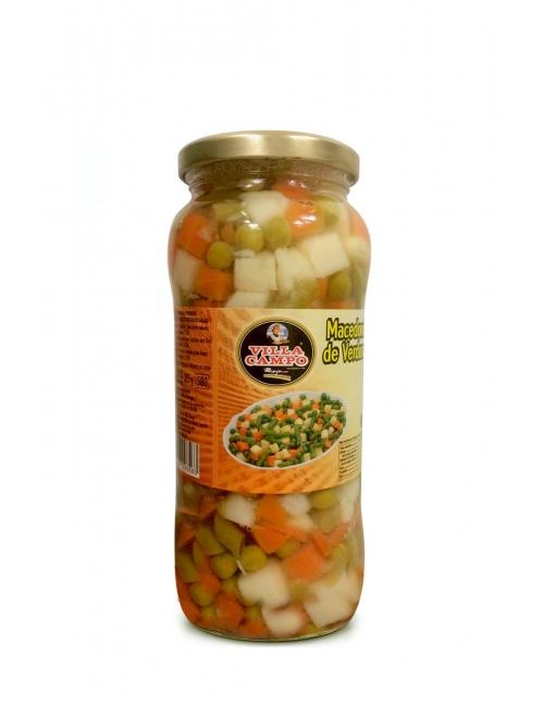 Macedonia de Verduras Primera Tarro 580ml