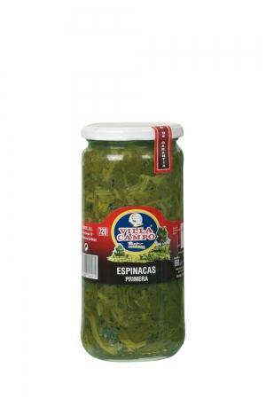 Espinacas Primera Tarro V/720ml