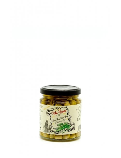 Habas Fritas Minibaby Primera en Aceite de Oliva 7/12mm Tarro 250ml