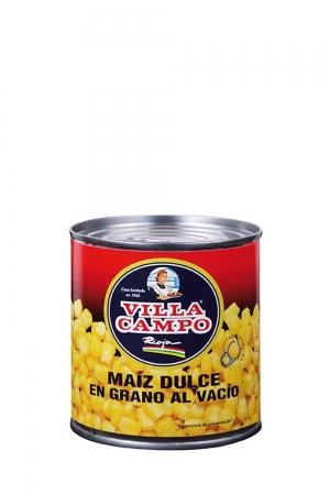 """Maiz dulce en grano primera ½kg Lata """"F.A."""""""