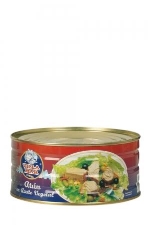 Atún en Aceite Vegetal Lata RO/900