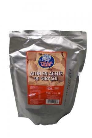Tuna in Vegetable Oil 1kg Bag