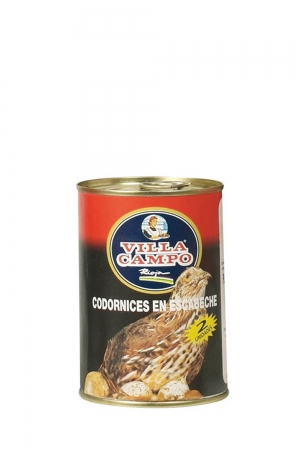 "Quail Marinated ½kg Tin ""E.O."" 2 Units"