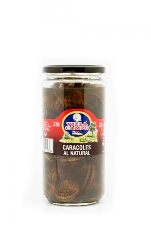 Snails Natural in Jar 720ml